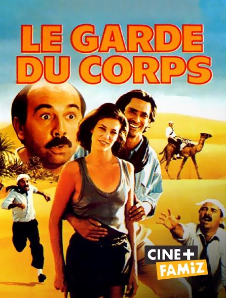 Ciné+ Famiz - Le garde du corps