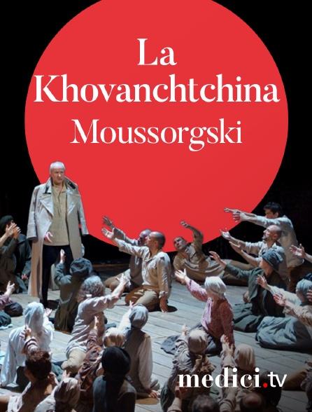Medici - Moussorgski, La Khovanchtchina - Michael Boder - Gran Teatre del Liceu
