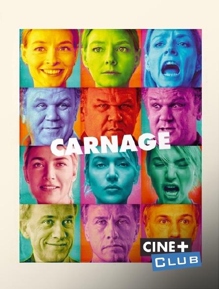 Ciné+ Club - Carnage