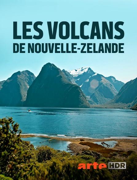 Arte HDR - Les volcans de Nouvelle-Zélande