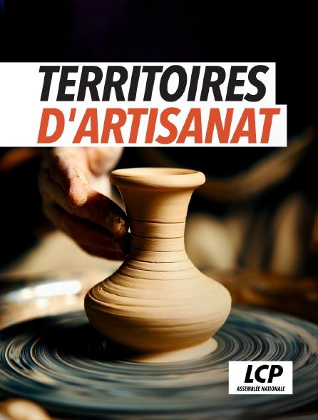 LCP 100% - Territoires d'artisanat