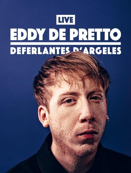 Eddy de Pretto Live aux Déferlantes d'Argelès