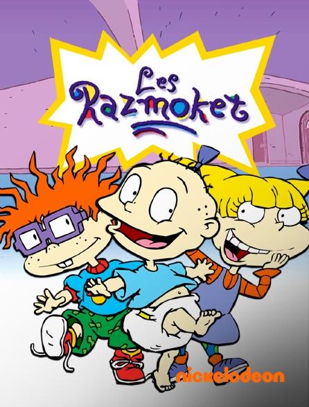 Nickelodeon - Les Razmoket