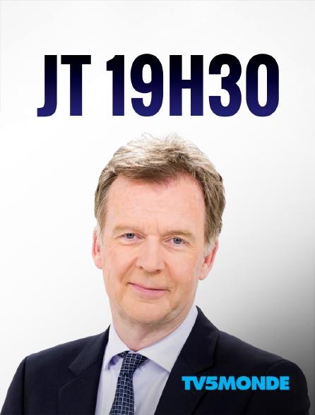 TV5MONDE - JT 19h30