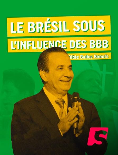 Spicee - Brésil sous emprise : Bible, boeuf, balles