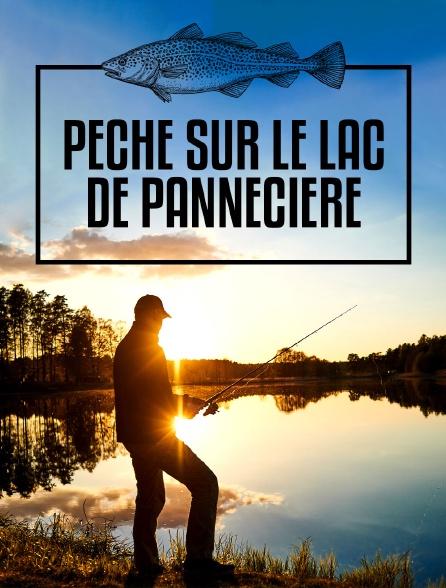 Pêche sur le lac de Pannecière