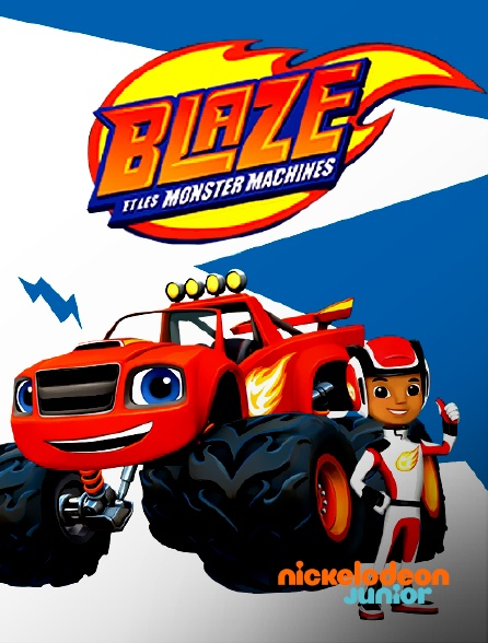 Nickelodeon Junior - Blaze et les Monster Machines