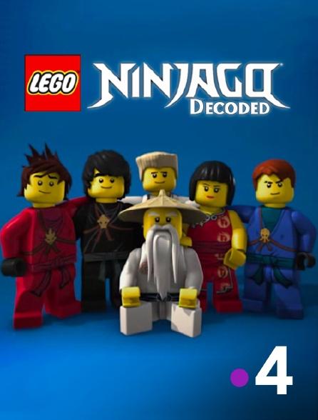 France 4 - Ninjago Decoded
