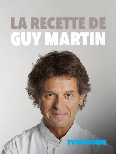 TV5MONDE - La recette de Guy Martin