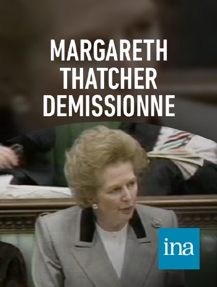 INA - Portrait de Margareth Thatcher