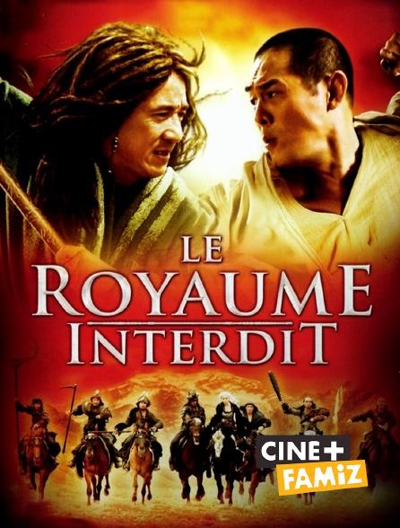 Ciné+ Famiz - Le royaume interdit