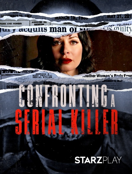 StarzPlay - Confronting a Serial Killer