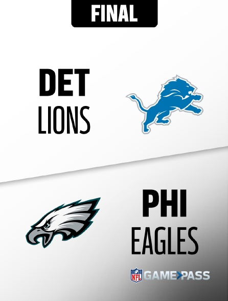 NFL 09 - Lions - Eagles