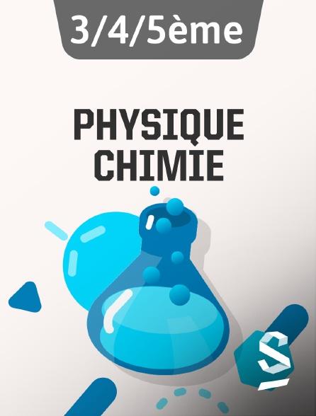 SchoolMouv - Sciences Physiques et Chimiques - Cycle 4