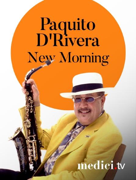 Medici - Paquito D'Rivera en concert au New Morning
