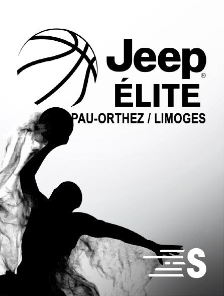 Sport en France - Jeep ELITE - Pau-Orthez / Limoges