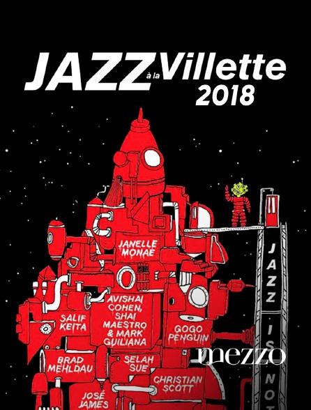 Mezzo - Jazz à La Villette 2018