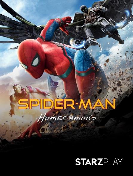 StarzPlay - Spider-Man : Homecoming
