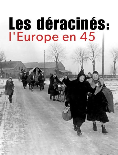 Les déracinés : l'Europe en 45