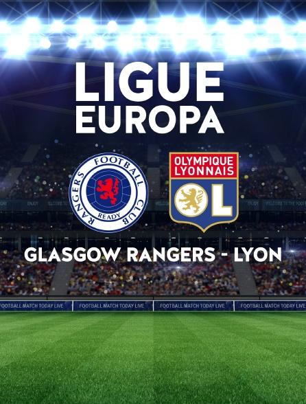 Football : Ligue Europa - Glasgow Rangers / Lyon