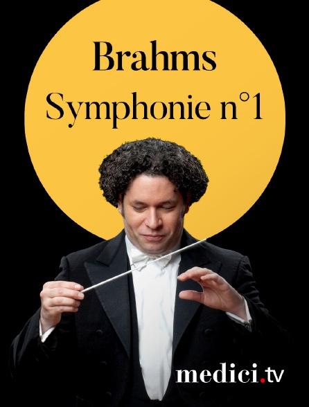 Medici - Brahms, Symphonie n°1 - Gustavo Dudamel, Berliner Philharmoniker - Waldbühne Berlin