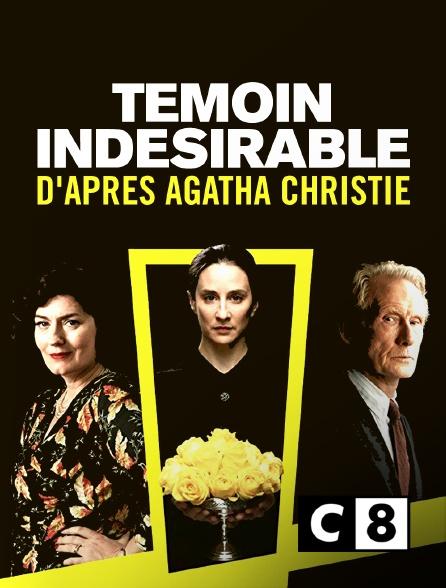 C8 - Témoin indésirable d'après Agatha Christie