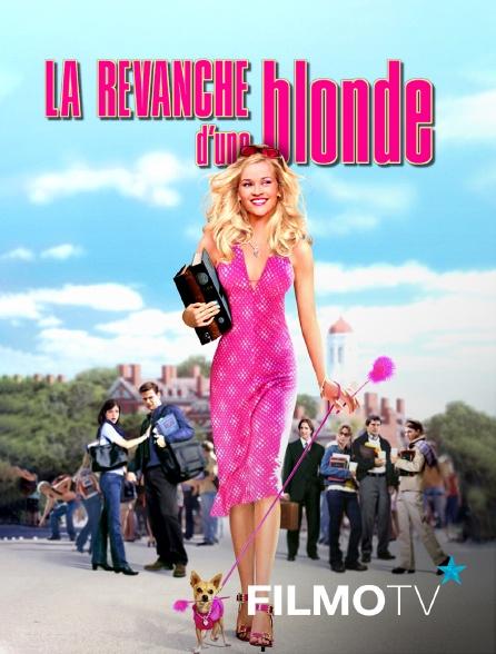 FilmoTV - La revanche d'une blonde