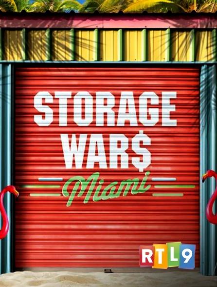 RTL 9 - Storage Wars : Miami