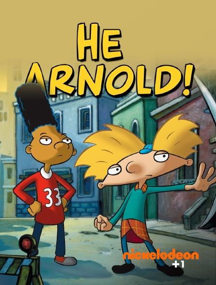 Nickelodéon +1 - Hé Arnold !