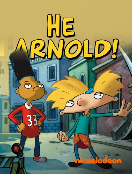 Nickelodeon - Hé Arnold !