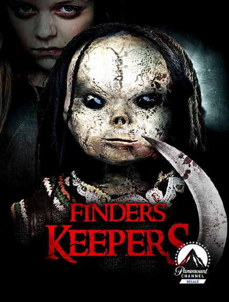 Paramount Channel Décalé - Finders Keepers