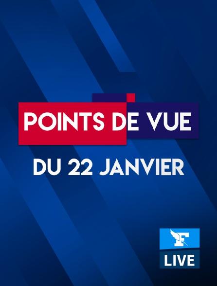 Figaro Live - Points de Vue du 22 janvier 2021