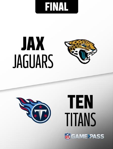 NFL 09 - Jaguars - Titans