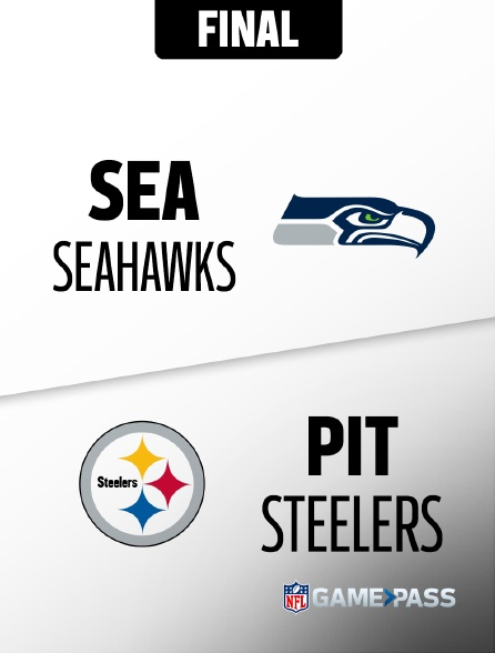 NFL 09 - Seahawks - Steelers