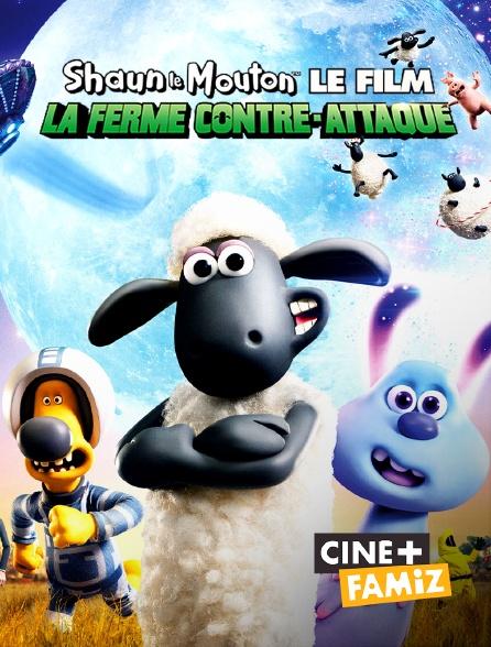 Ciné+ Famiz - Shaun le mouton, le film : la ferme contre-attaque
