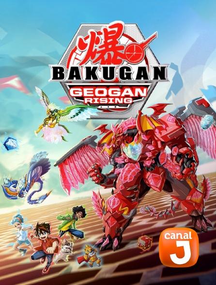 Canal J - Bakugan Battle Planet