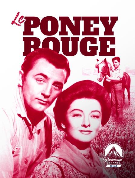 Paramount Channel Décalé - Le poney rouge