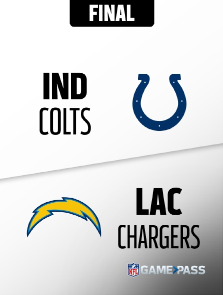 NFL 09 - Colts - Chargers