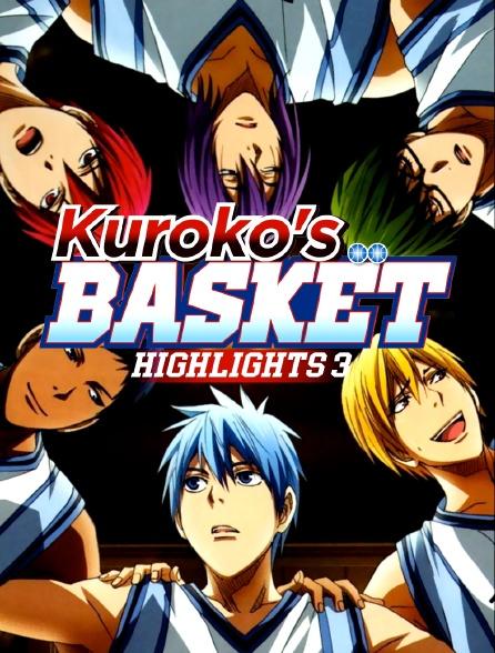 Kuroko's Basket Highlights 3