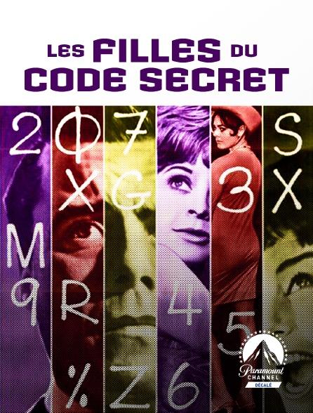 Paramount Channel Décalé - Les filles du code secret