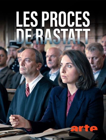 Arte - Les procès de Rastatt : des criminels de guerre devant la justice française