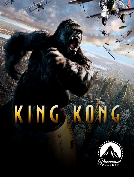 Paramount Channel - King Kong (version longue)