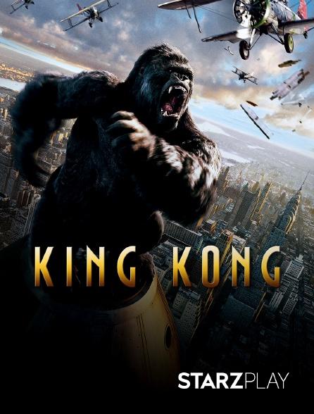 StarzPlay - King kong