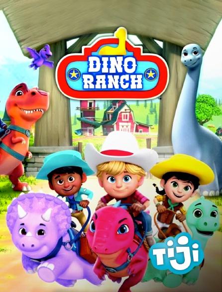 TIJI - Dino Ranch