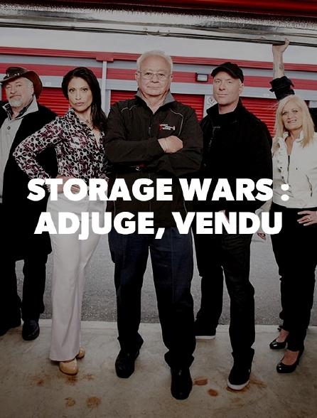 Storage Wars : adjugé, vendu