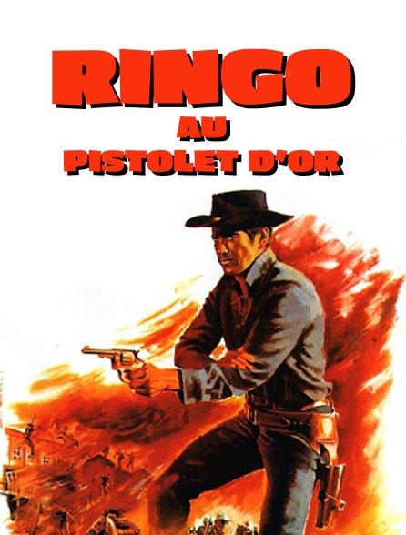 Ringo au pistolet d'or