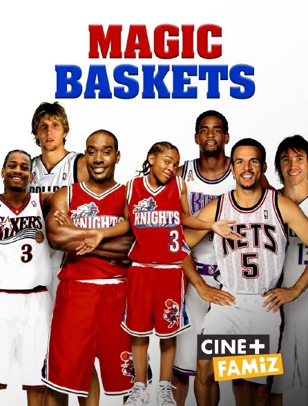 Ciné+ Famiz - Magic baskets