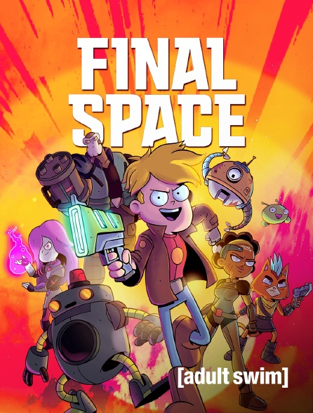 Adult Swim - Final Space