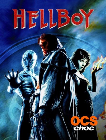 OCS Choc - Hellboy