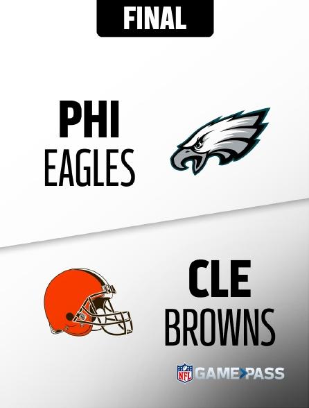 NFL 04 - Eagles - Browns